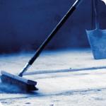 Nettoyage de fin de chantier